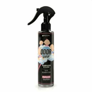 Eliminador de olores pañales